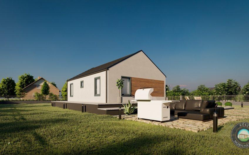 Zadar 70 - 75 m²-es moduláris Prémium magastetős családi ház