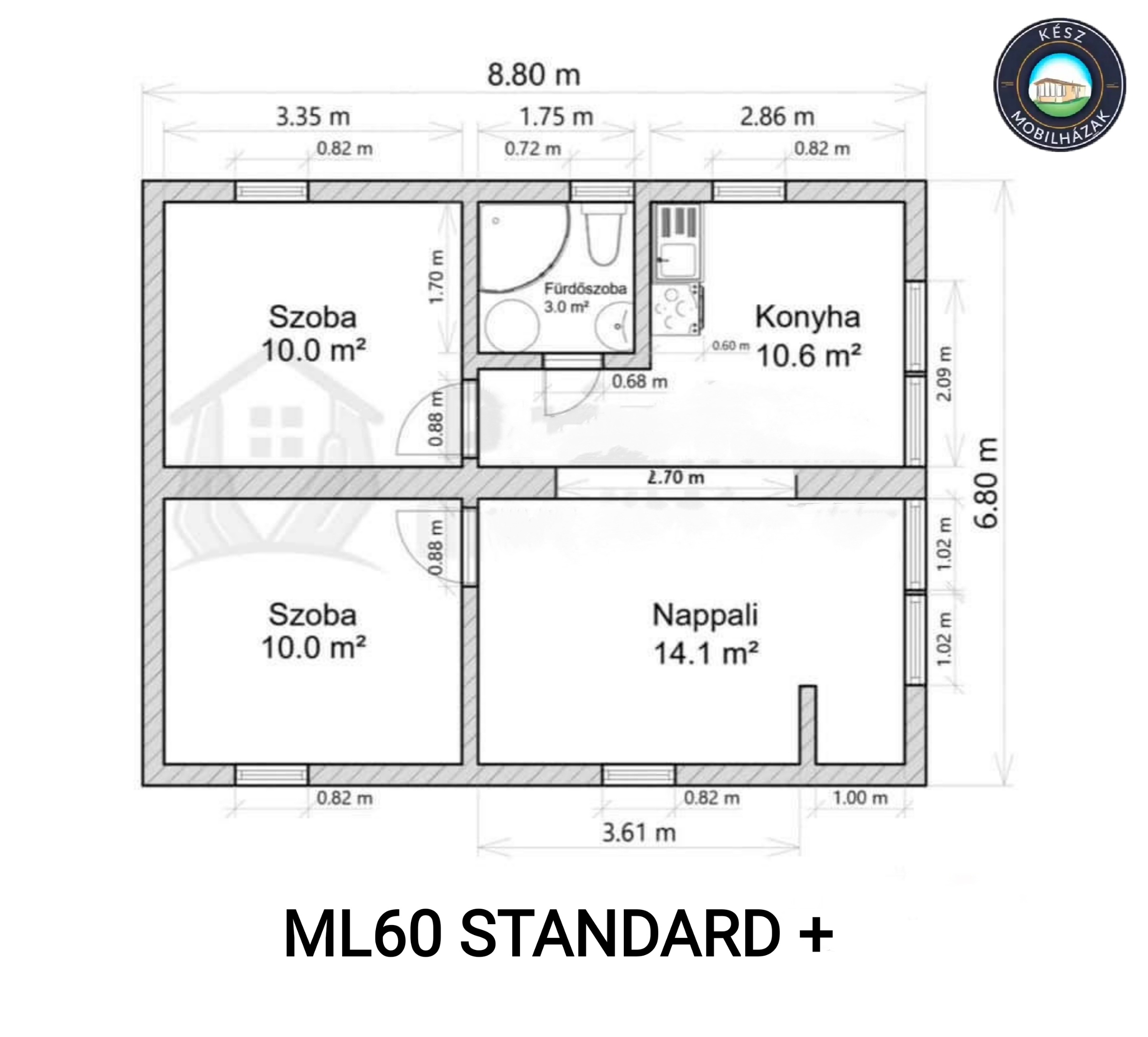 ML60 STANDARD+