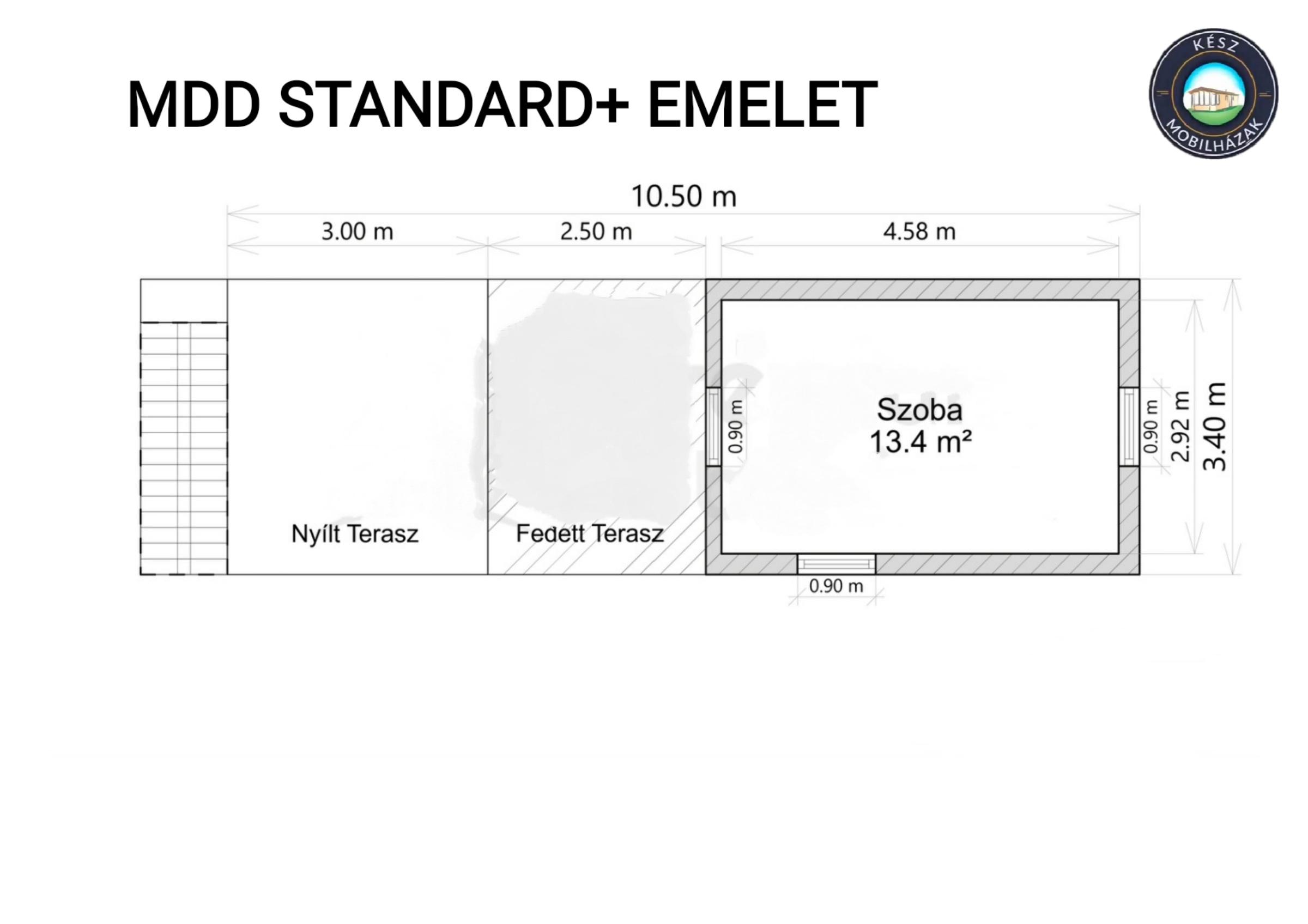 MDD50 STANDARD+ EMELET