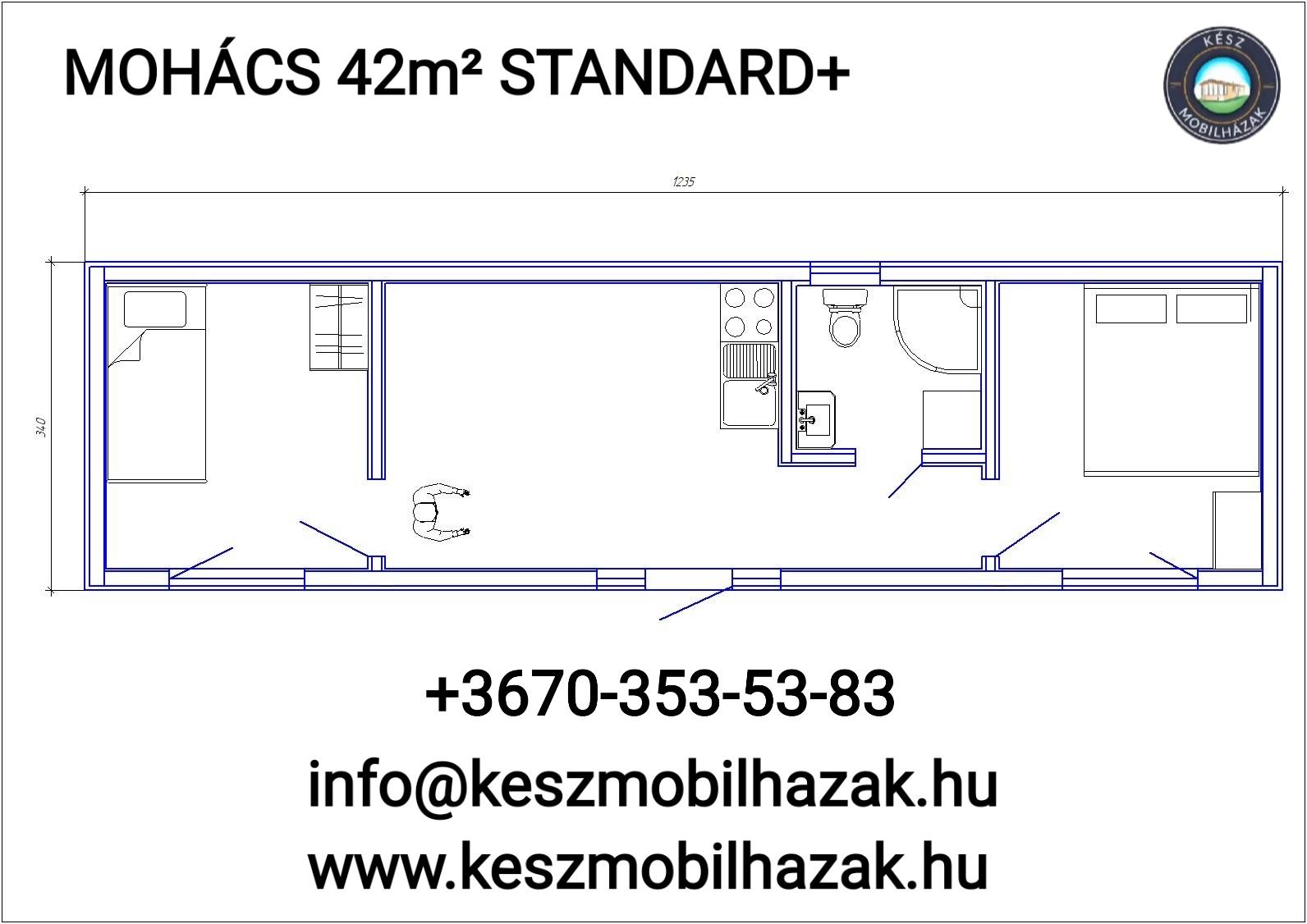 MOHÁCS42 STANDARD+