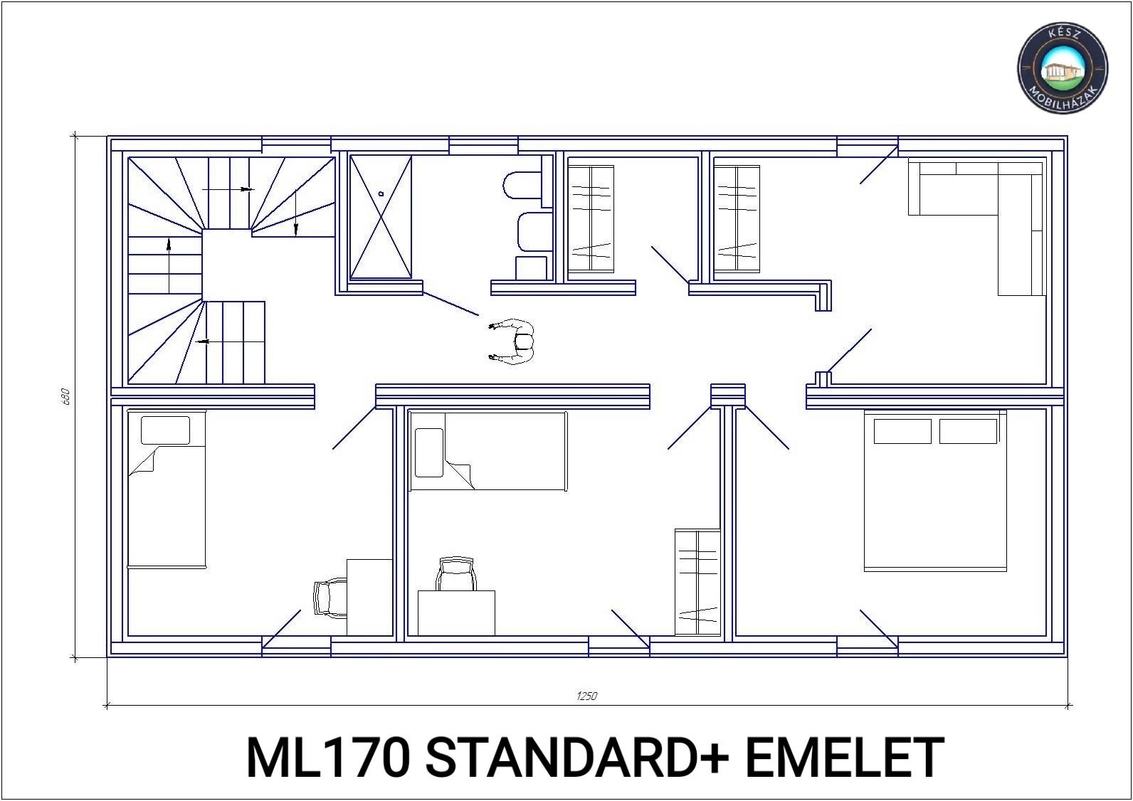 ML170 emelet