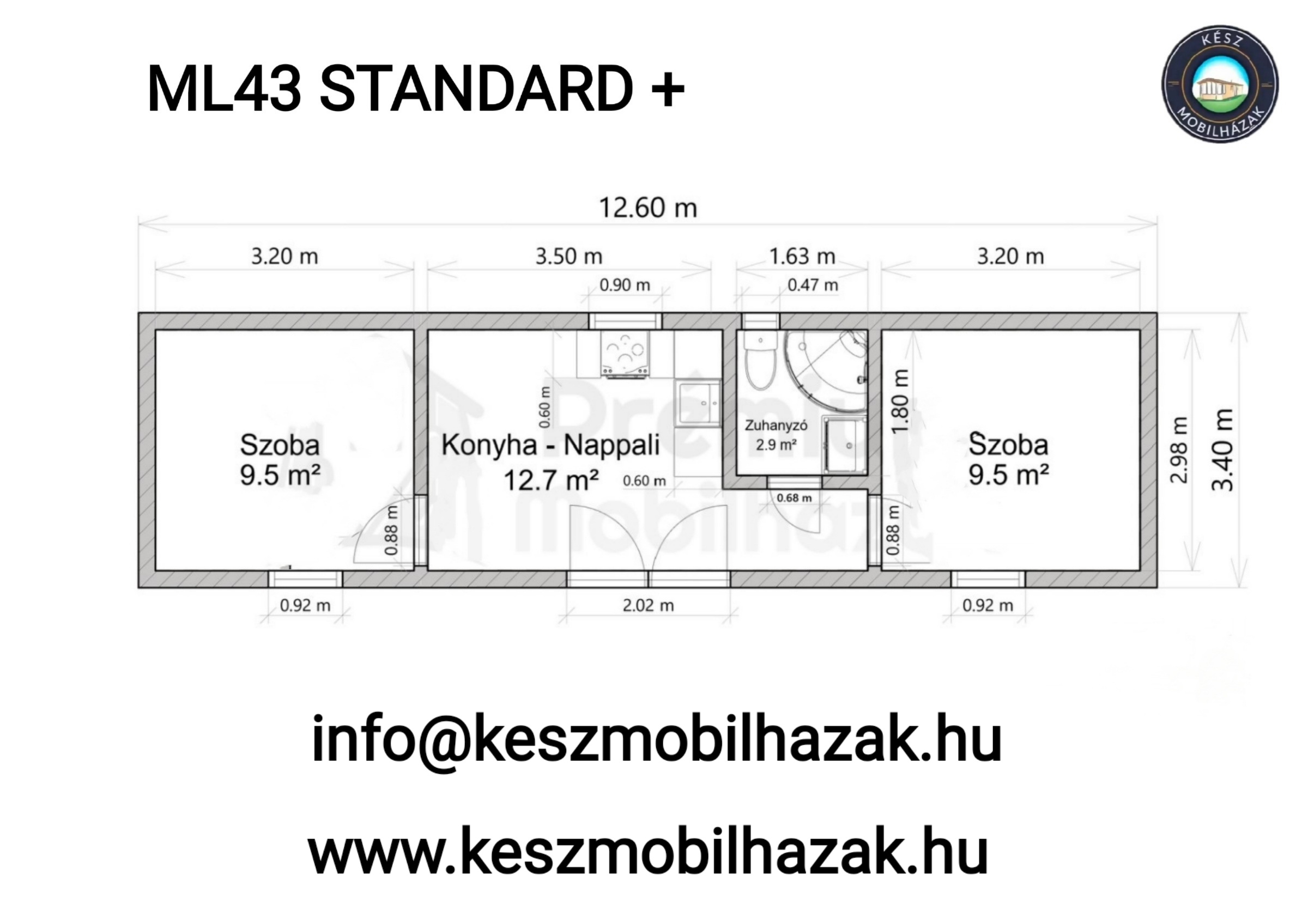 ML43 STANDARD+
